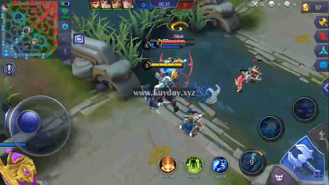 Script Damage Increase + Physical Defense Patch 515 Mobile Legends