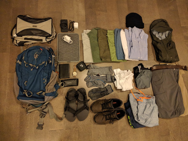 My Packing List for 2 Weeks Exploring South Africa