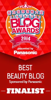 Best Beauty Blog Finalist OMY SBA