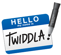 Hello! My name is Twiddla!