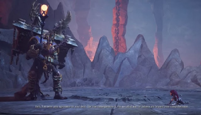 Darksiders III Download Game For Free   Complete Setup For PC   Direct Download Link