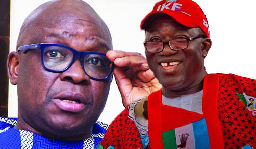 Fayose Reacts As Tribunal Declares Fayemi Winner Of Ekiti Election