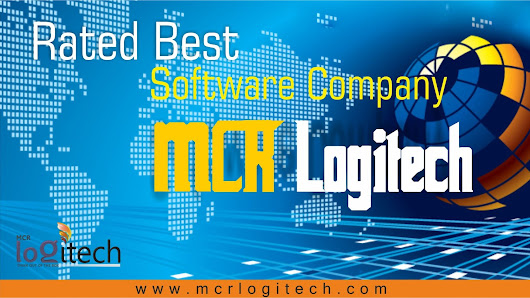 Rated Best Software Company in Industry- MCR Logitech