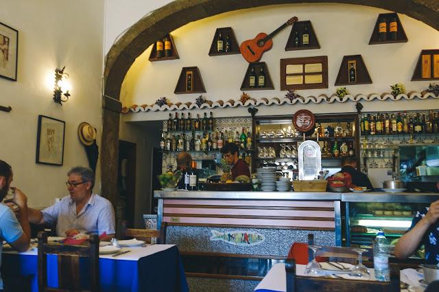 レスタウランテ・アルペンドゥレ(Restaurante Alpendre)