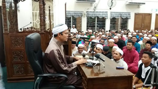 Download Koleksi Ceramah Ustaz Abdullah Khairi MP3  Part 2
