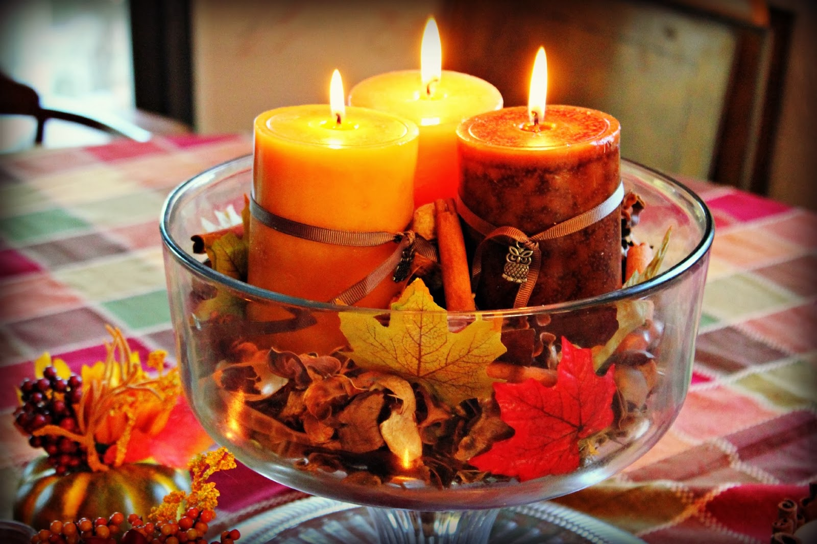 Ideas For Fall Wedding Centerpieces: Office Anything Furniture Blog: Fun Ways To Decorate The