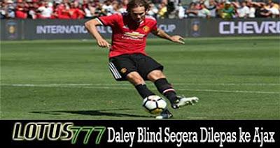Daley Blind Segera Dilepas ke Ajax