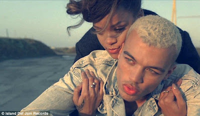 """Rihannas:WE FOUND LOVE VIDEO""""Banned in France for being Sexually Provocative!! 1"""