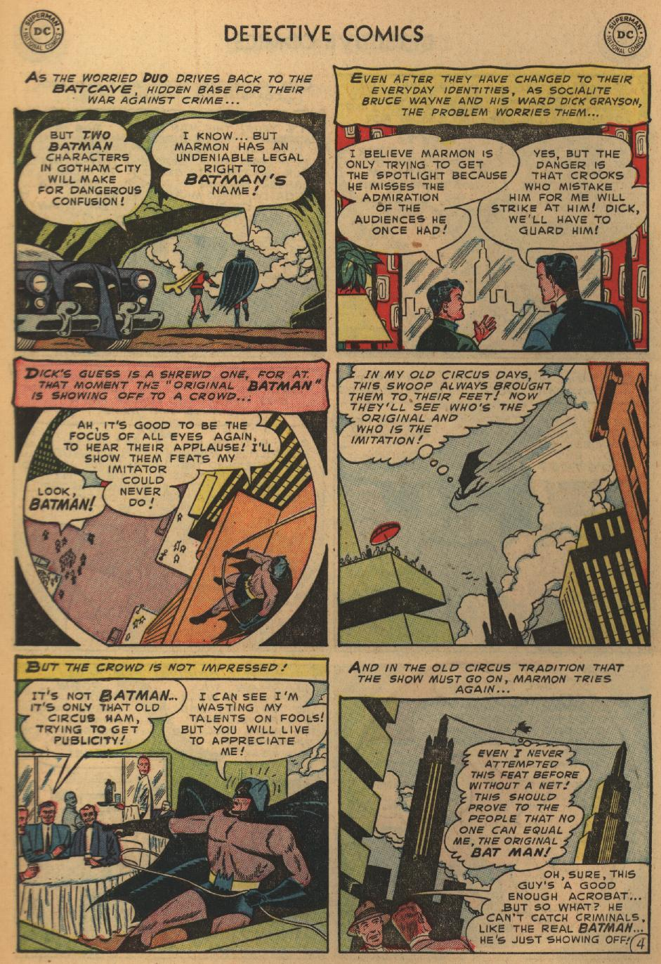 Detective Comics (1937) 195 Page 5