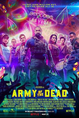 Đội Quân Người Chết - Army of the Dead (2021)