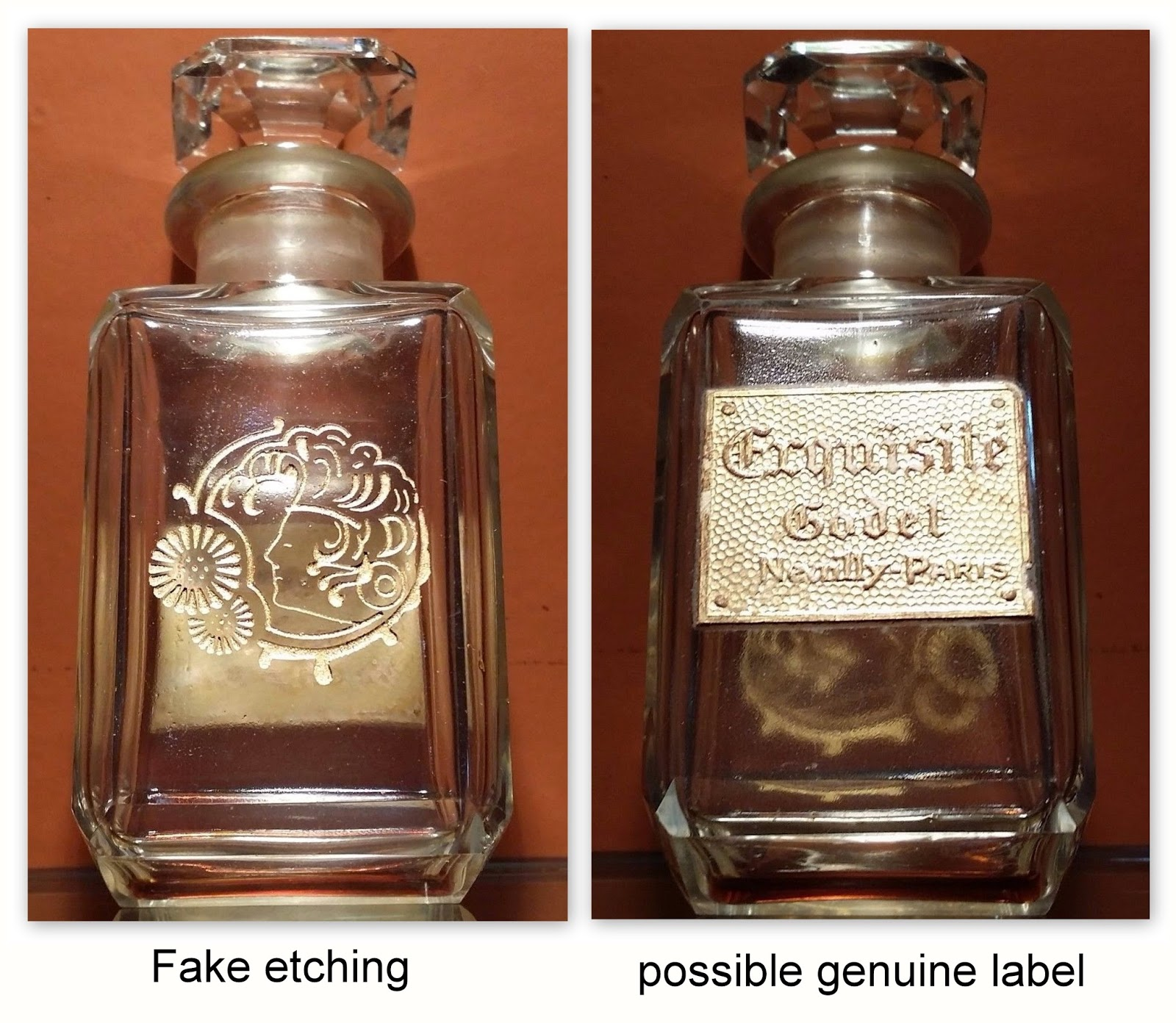 how to know a fake perfume