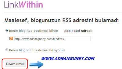 LinkWithin Rss beslemesi