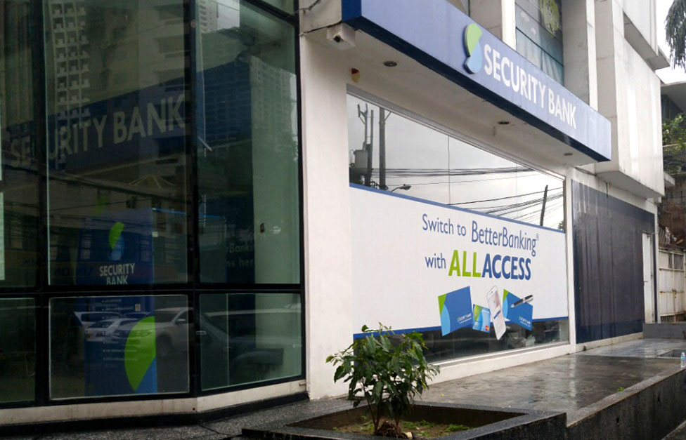 Security Bank Bacolod