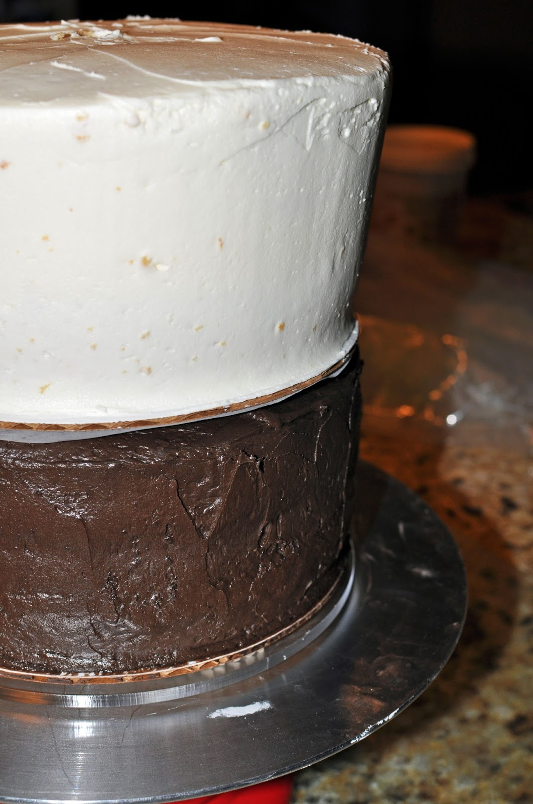 The Bake More Want Cakes With Flat Tops And Perfectly