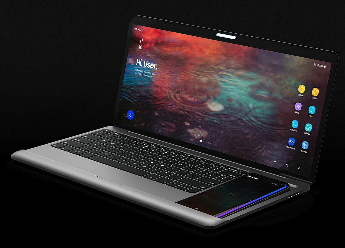 samsung dex book concept is a laptop samsung needs to make 2018