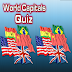 World Capitals Quiz (Fun Educational Quiz Game)