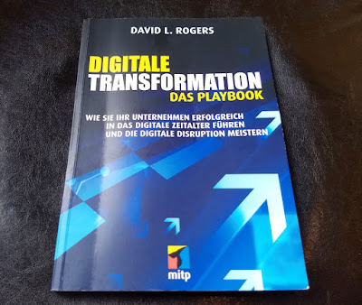 "Fachbuch ""Digitale Transformation – das Playbook"" von David L. Rogers"
