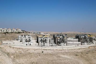 Coisas Judaicas - Construções na Cisjordânia