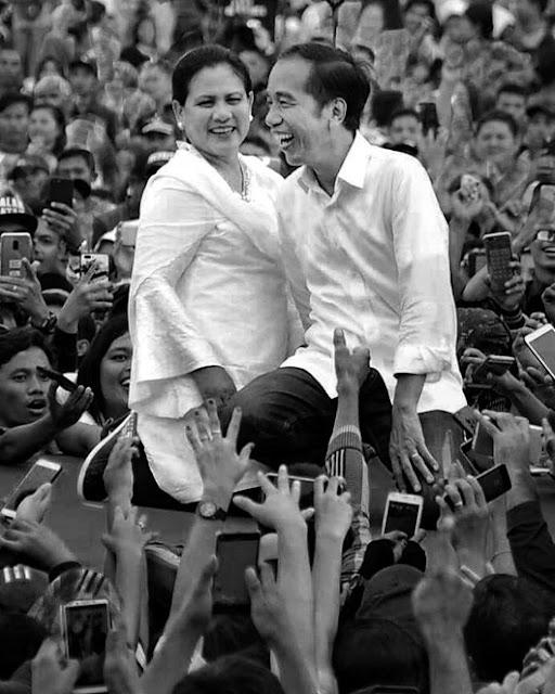 Jokowi Beri Hadiah Bangun Roro dan Kereta ke Warga Dumai
