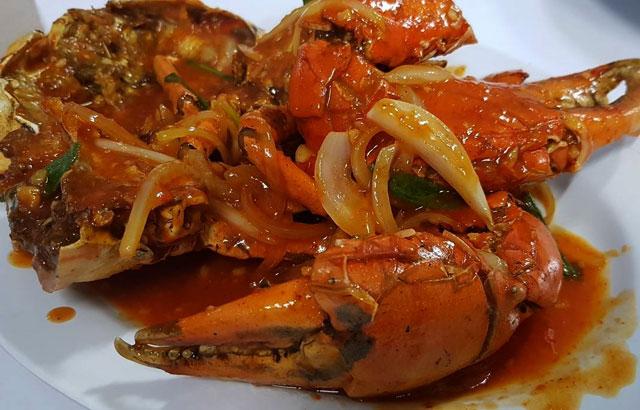 kampung seafood