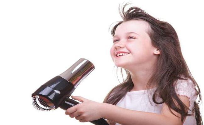 Escova e Chapinha para Criança