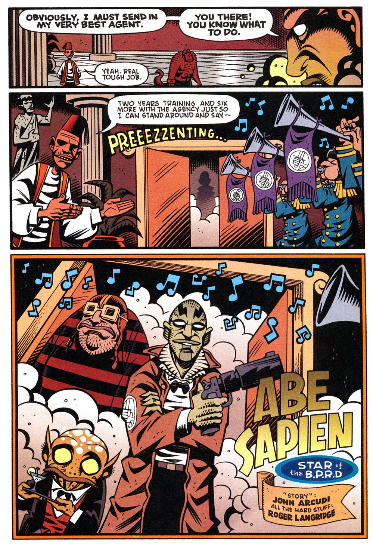 Read online Hellboy: Weird Tales comic -  Issue #4 - 17