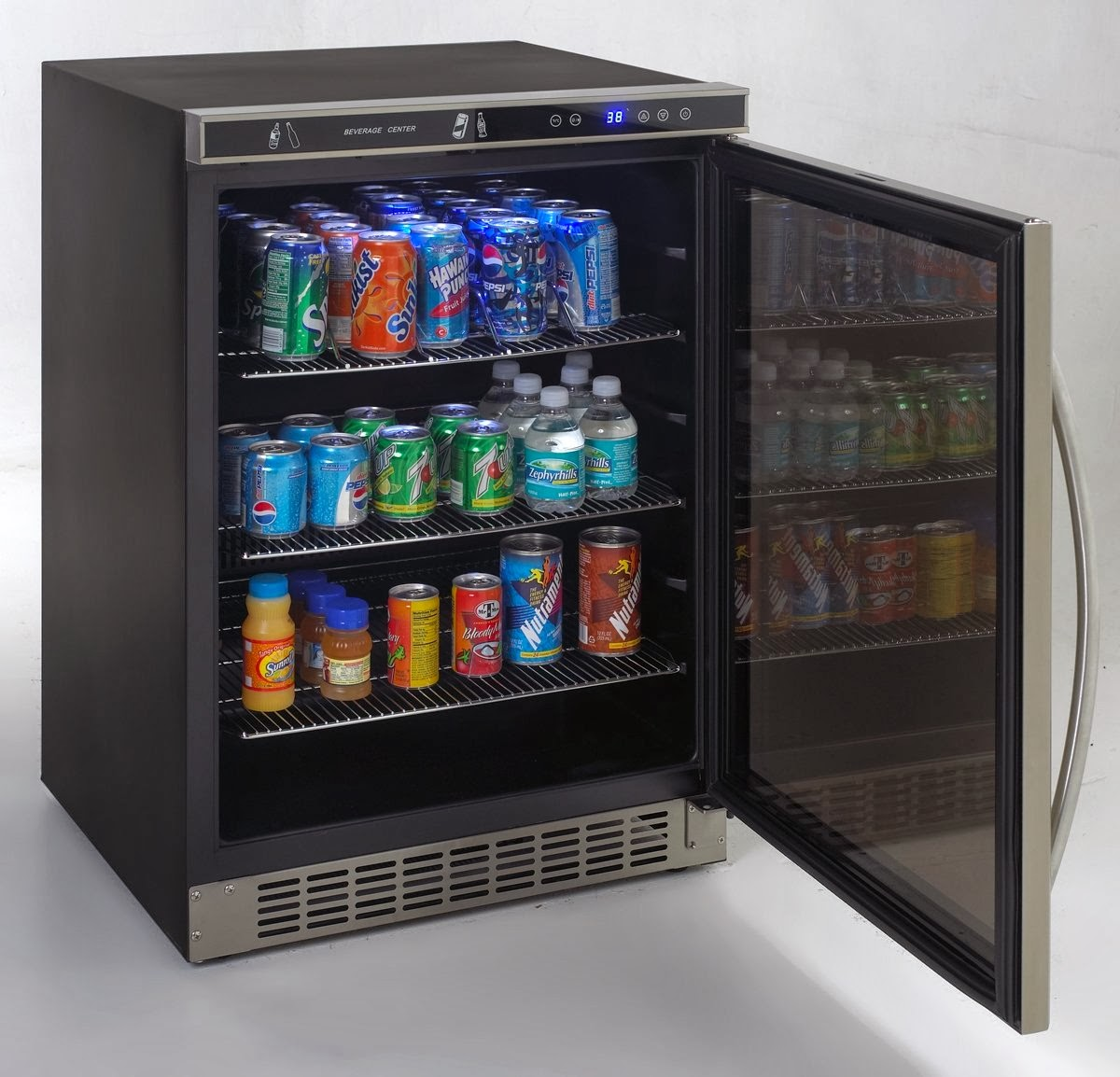 Glass Door Refrigerator Online Store: Glass Door Mini ...