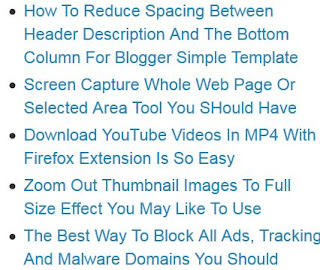 how to create Blogger sitemap page