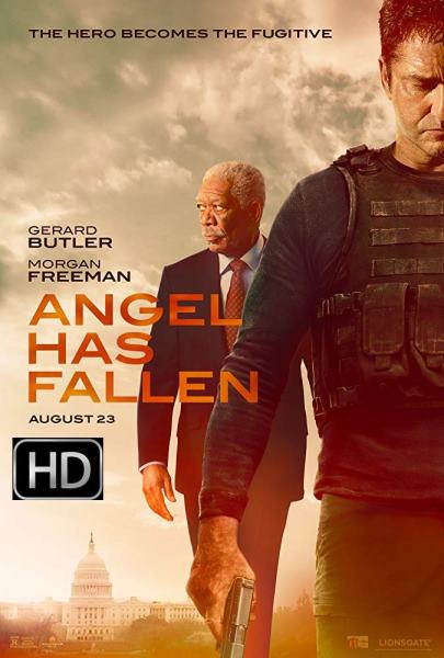 [Movie] Angel Has Fallen (2019) 720p WEB-DL 775MB nItRo