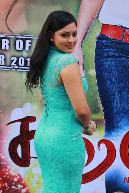 Nikesha Patel latest hot photos gallery album updates