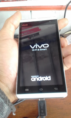 Cara Flash Vivo Y28