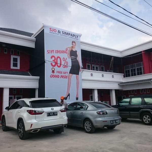 Berkunjung Ke SJO & SIMPAPLY Pekanbaru