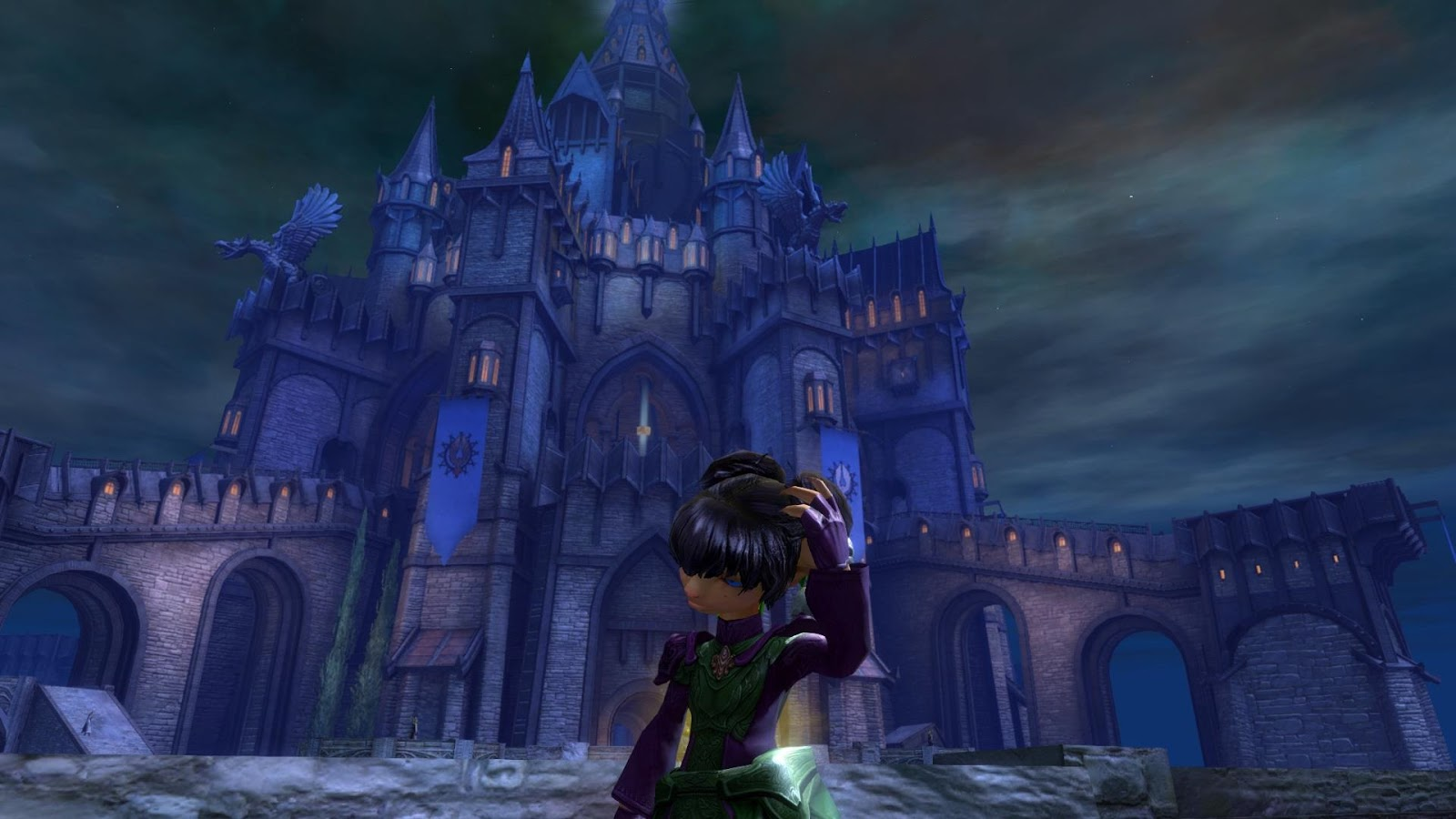 Guild wars 2 gw2 darkened desires gw2 fashion - Keen Has A Short Post Up Today Focusing On Everquest S Enchanter Class It Neatly Sums Up The Difference Between Modern Mmos And Those Of A Decade And More