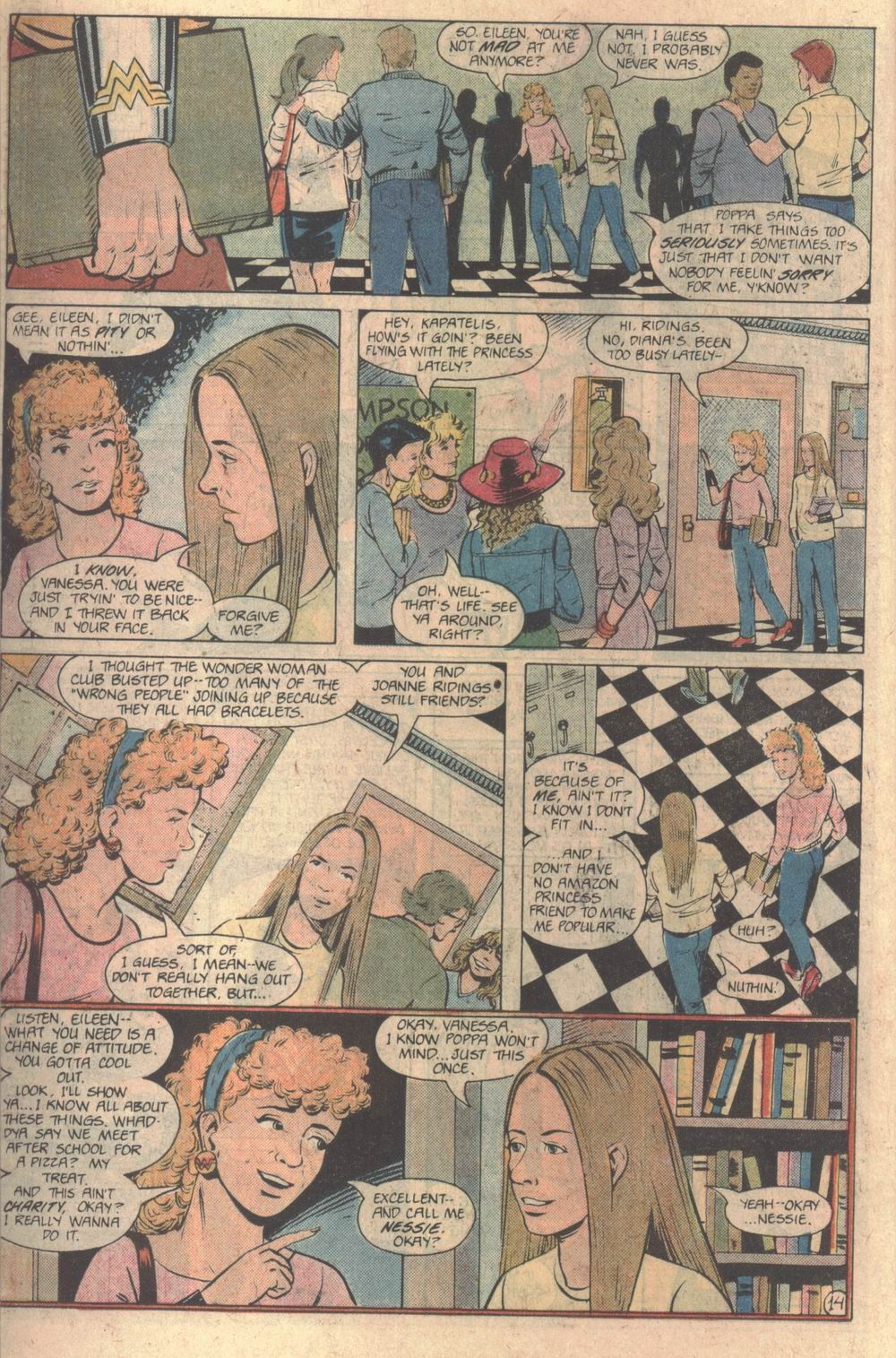 Read online Wonder Woman (1987) comic -  Issue # Annual 2 - 15