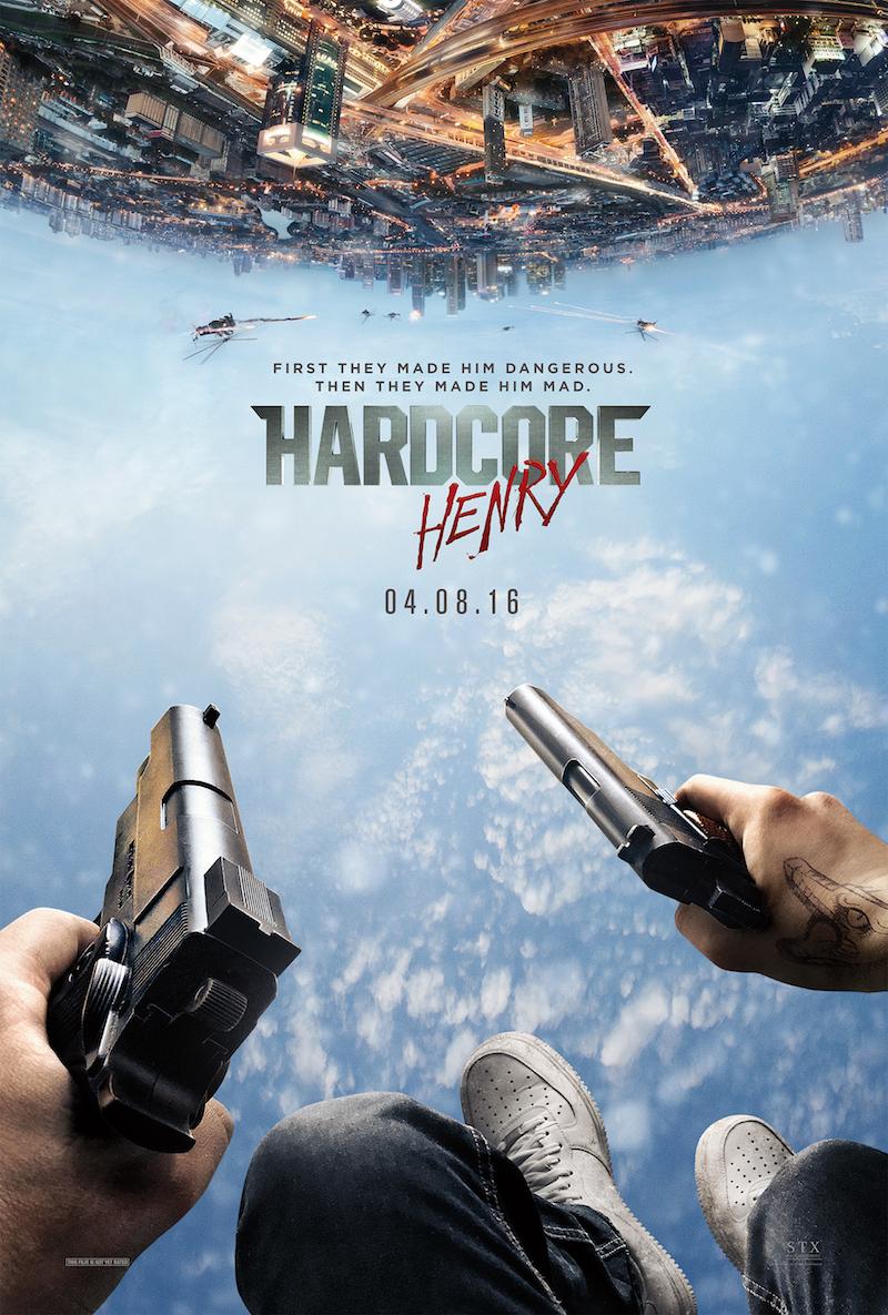 hardcore henry film recenzja FPS sharlto copley