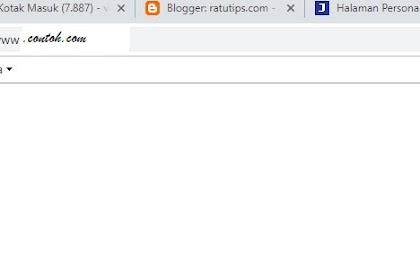 Cara Menghilangkan Tulisan Not Secure ketika Membuka Blog atau Website Anda di Google Chrome