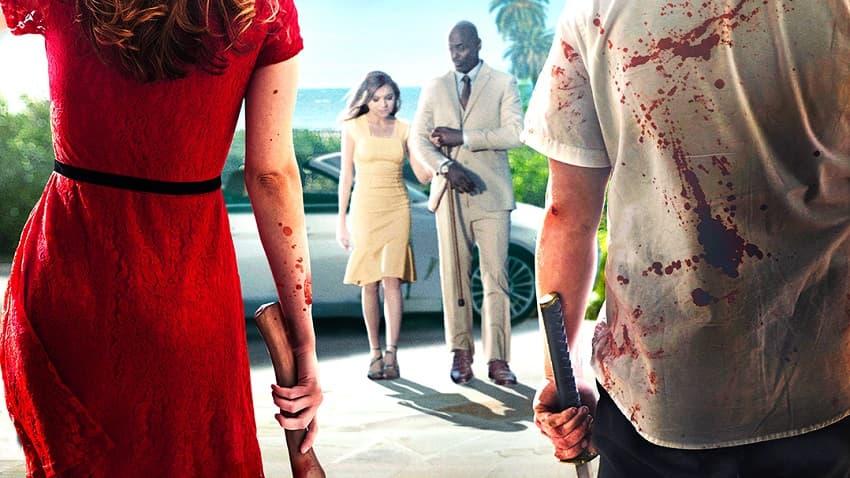 Вечеринка монстров, Ужасы, Слэшер, Рецензия, Обзор, 2018, Monster Party, Horror, Slasher, Review