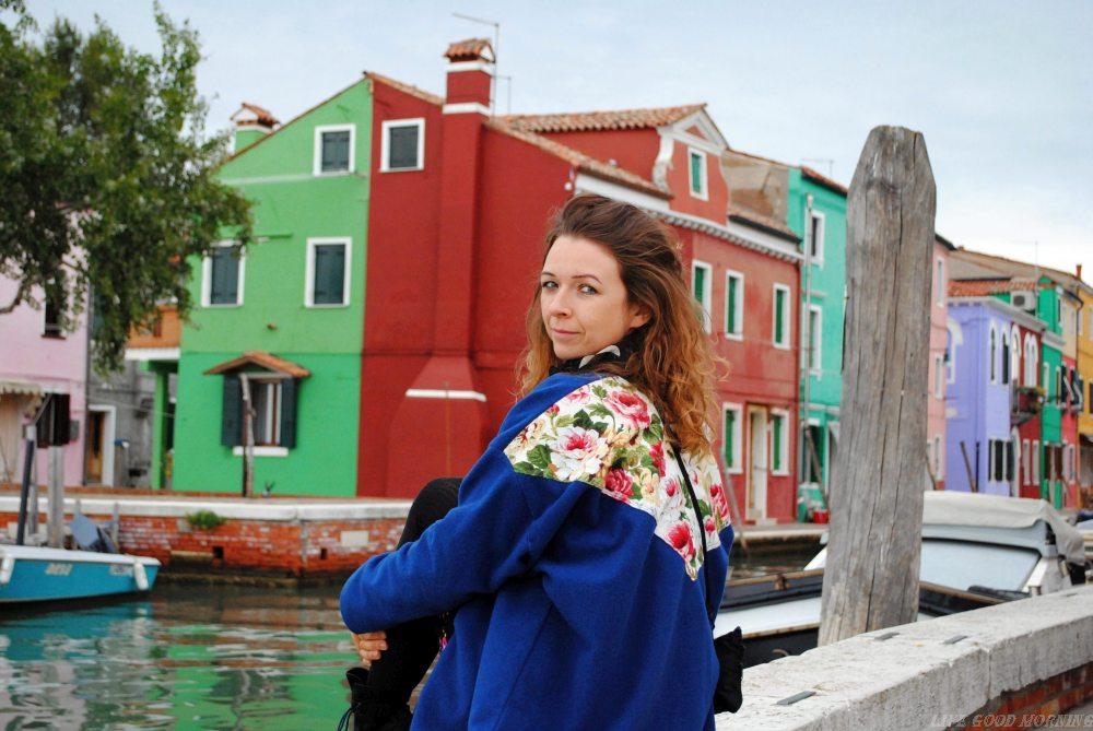 Burano - kolorowy zawrót głowy na Lagunie Weneckiej.