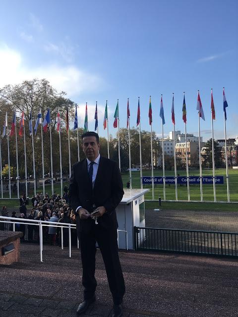 Στο Παγκόσμιο Φόρουμ της Δημοκρατίας του Συμβουλίου της Ευρώπης ο Δήμαρχος Ναυπλιέων Δημήτρης Κωστούρος