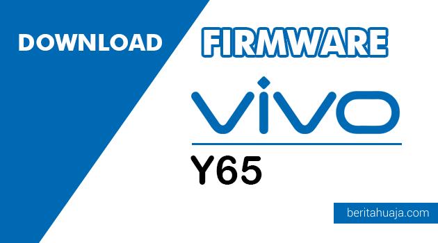 Download Firmware Vivo Y65 PD1621BF