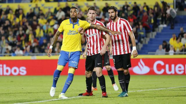 Boateng encuentra su hueco para marcar gol