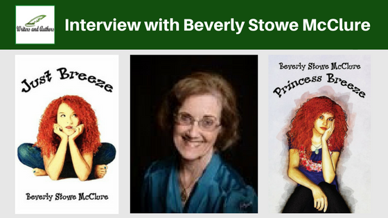 Interview with Beverly Stowe McClure @beverlymcclure @MCBookTours