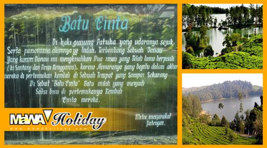 Telaga Situ Patenggang - Info Wisata Ciwidey Bandung Selatan