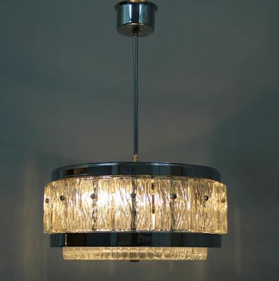 Lámpara italiana de los años 60