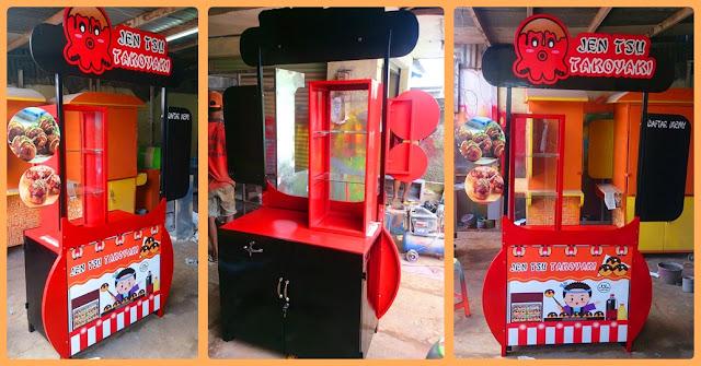 Booth Portable Takoyaki