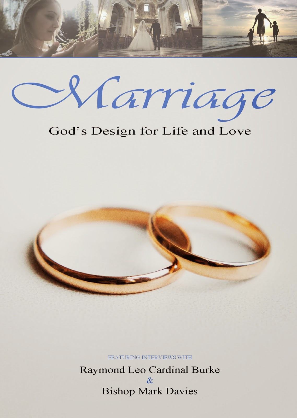 New Liturgical Movement: Marriage: God's Design for Life and