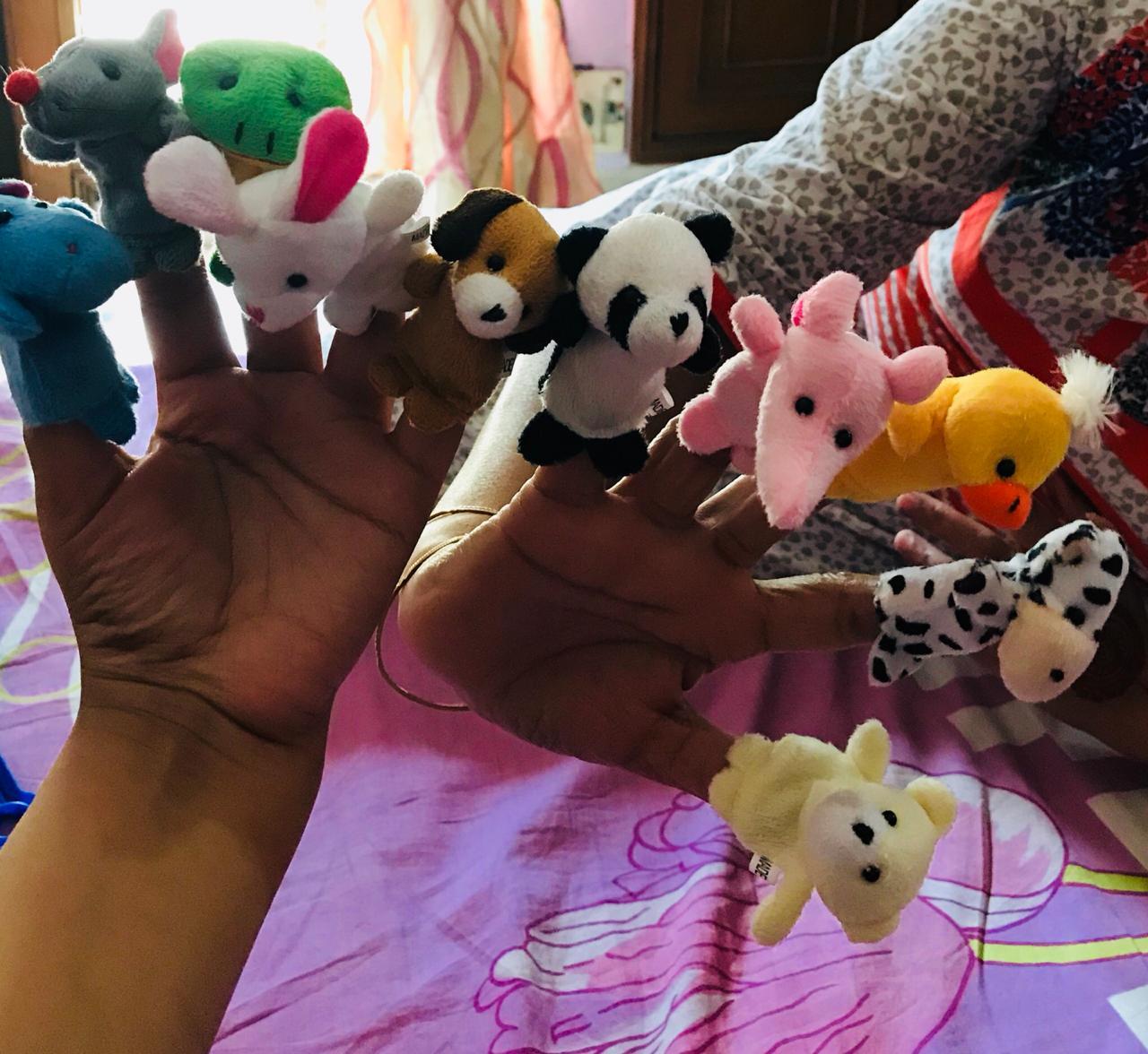 Finger Puppet Toys