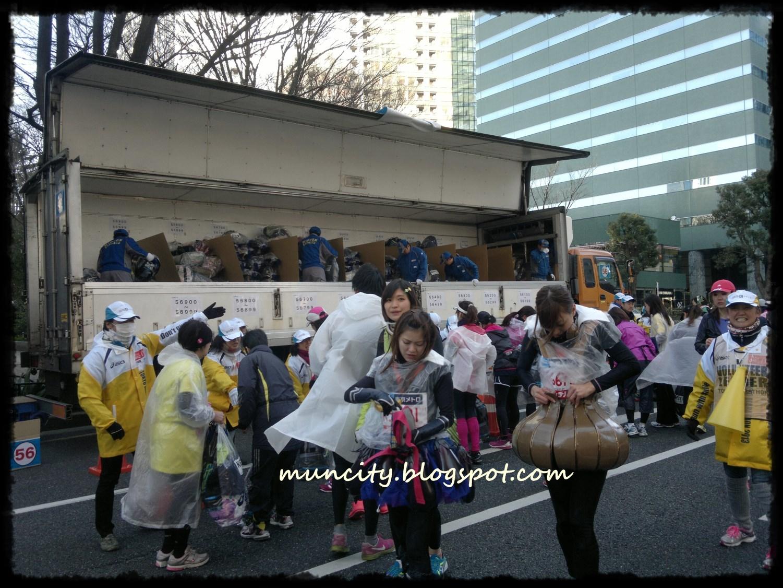 Lalalaland   : I DNF the Tokyo Marathon