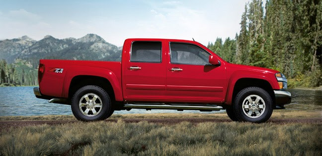 Toyota Tundra Towing Capacity >> 2012 Chevy Colorado vs. 2012 Toyota Tundra ~ Rydell Chevrolet