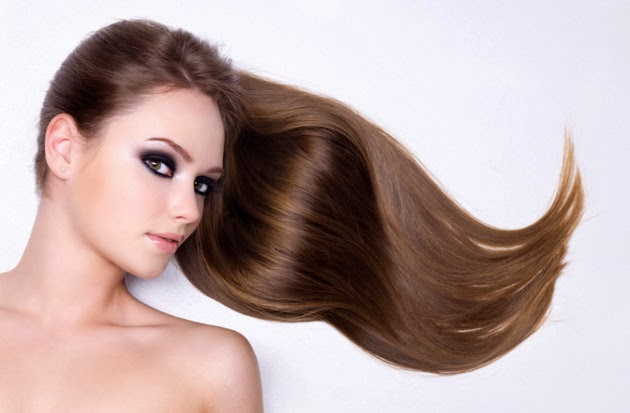 Meluruskan rambut tanpa rebonding alami